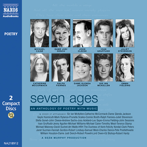 SEVEN AGES - An Anthology of Poetry with Music